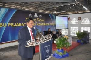 PENERANGAN TENTANG PACSU OLEH SDRA MAHAMAD BIN BAHRUM, PRESIDEN PACSU MALAYSIA